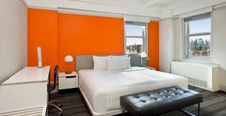โรว์ เอ็นวายซี - นิวยอร์ก - ห้องนอน