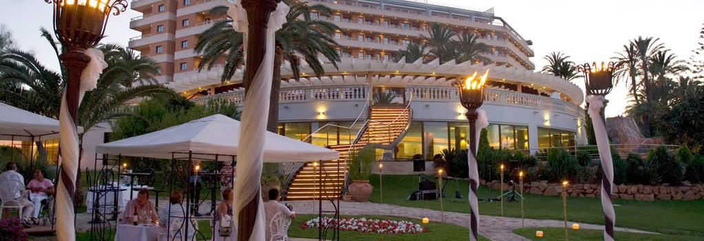 Gpro Valparaiso Palace & Spa - Palma de Mallorca - Building