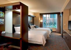 SpringHill Suites by Marriott Denver Downtown - เดนเวอร์ - ห้องนอน