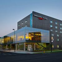 SpringHill Suites by Marriott Denver Downtown Exterior