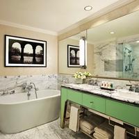 Loews Regency New York Hotel Deep Soaking Bathtub