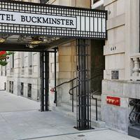 Boston Hotel Buckminster Hotel Entrance