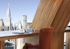 Millennium Hilton New York One UN Plaza - นิวยอร์ก - เลานจ์