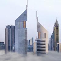 Jumeirah Emirates Towers Exterior