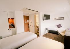 TheWesley - ลอนดอน - ห้องนอน