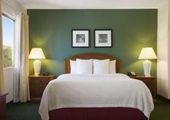 Hawthorn Suites by Wyndham Philadelphia Airport - ฟิลาเดลเฟีย - ห้องนอน