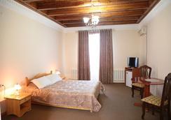 Ziyobaxsh Hotel - บูคารา - ห้องนอน