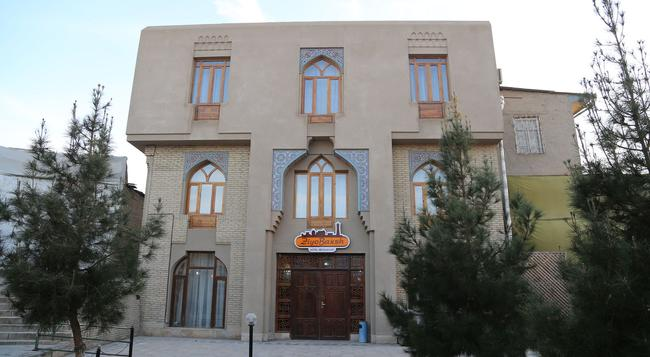 Ziyobaxsh Hotel - Bukhara - Building