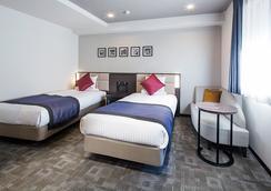 Hotel Mystays Kanda - โตเกียว - ห้องนอน