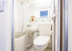 Hotel Mystays Kanda - โตเกียว - ห้องน้ำ