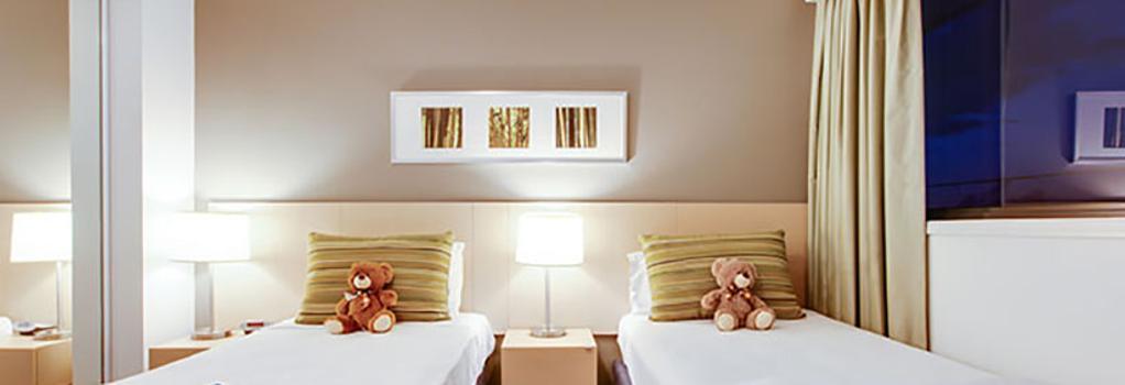 Oakwood Apartments Brisbane - Brisbane - Bedroom