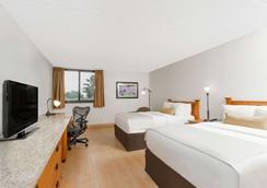 Wyndham Garden Hotel - Austin - ออสติน - ห้องนอน