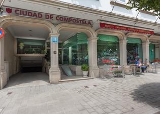 Hotel Ciudad de Compostela