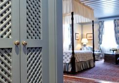 Hotel Albergo - เบรุต - ห้องนอน