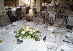Hotel Rural Biniarroca - Adults Only - Sant Lluís - ร้านอาหาร