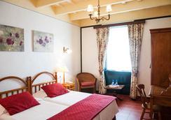 Hotel Rural Biniarroca - Adults Only - Sant Lluís - ห้องนอน