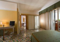 Hotel Leonessa - เนเปิลส์ - ห้องนอน