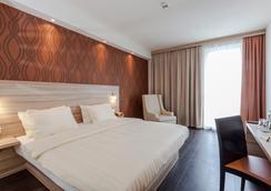 Star Inn Hotel Premium München Domagkstrasse, by Quality - มิวนิค - ห้องนอน