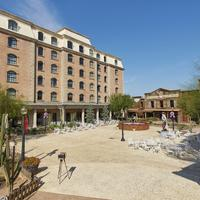 Portaventura Hotel Gold River - Theme Park Tickets Included Hotel Front