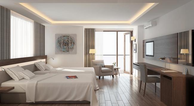 Aroma Nha Trang Boutique Hotel - Nha Trang - Bedroom