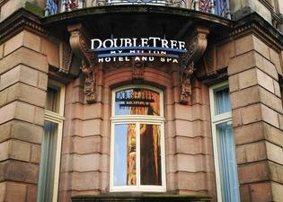 DoubleTree by Hilton Hotel & Spa Liverpool
