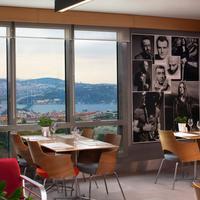 Point Hotel Barbaros Executive Lounge