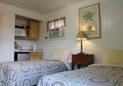Kauai Palms Hotel - ลีฮุย - ห้องนอน