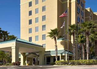 SpringHill Suites by Mariott Orlando Convention Center Intl Drive Area