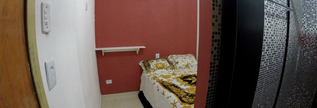 State Hostel - São Paulo - Bedroom
