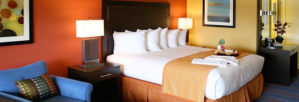 Coco Key Hotel & Water Park Resort - Orlando - Bedroom