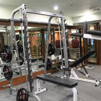 The Royal Paradise Hotel & Spa Gym