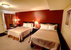 Hôtel Motel Bonaparte - ควิเบก - ห้องนอน