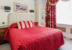 Hotel La Place - ลอนดอน - ห้องนอน
