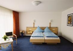 Hotel-Restaurant Zur Post - บอนน์ - ห้องนอน