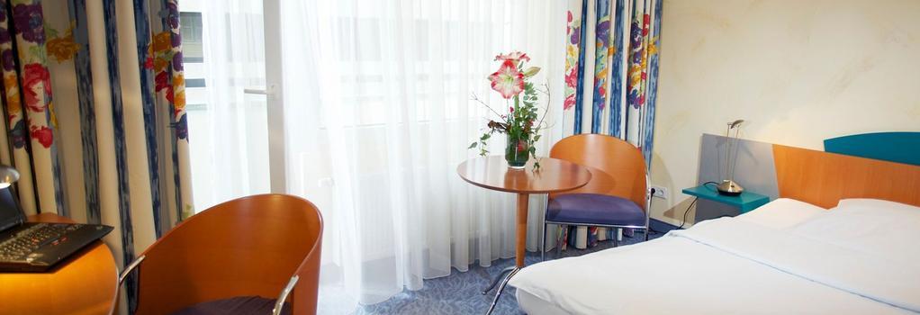Hotel Königshof am Funkturm - Hannover - Bedroom