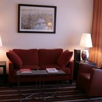 Steigenberger Hotel Hamburg Living Area