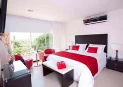 Hotel Anaconda - เลติเซีย - ห้องนอน