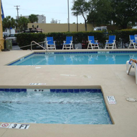 Aqua Beach Inn Outdoor Pool