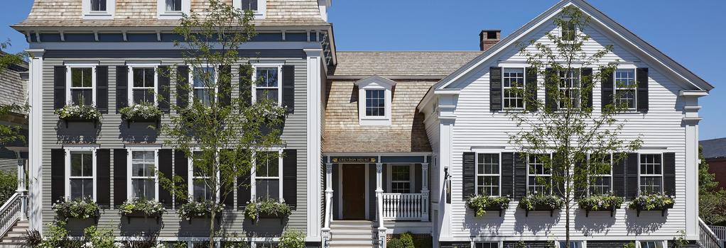 Greydon House - Nantucket - Building