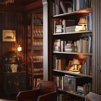 Greydon House Library
