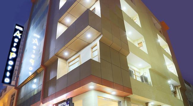 Hotel Aeroporto - New Delhi - Building