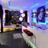 Leonardo Boutique Hotel Munich Lobby
