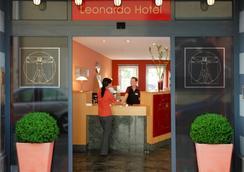 Leonardo Hotel Nürnberg - เนิร์นแบร์ - ล็อบบี้
