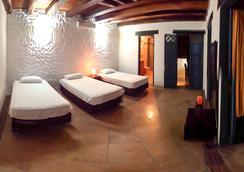 El Genoves Hostal - คาร์ตาจีน่า - ห้องนอน