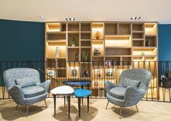 Artus Hotel - ปารีส - ล็อบบี้