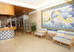Algarve Mor Apartamentos - ปอร์ติเมา - ล็อบบี้