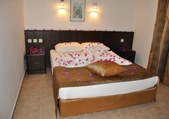 Kleopatra Celine Hotel - อลันยา - ห้องนอน