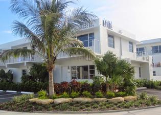 Aqua A North Beach Village Resort Hotel