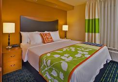 Fairfield Inn and Suites by Marriott Portland Airport - พอร์ตแลนด์ - ห้องนอน
