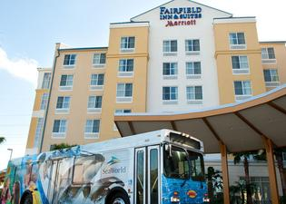 Fairfield Inn and Suites by Marriott Orlando at SeaWorld